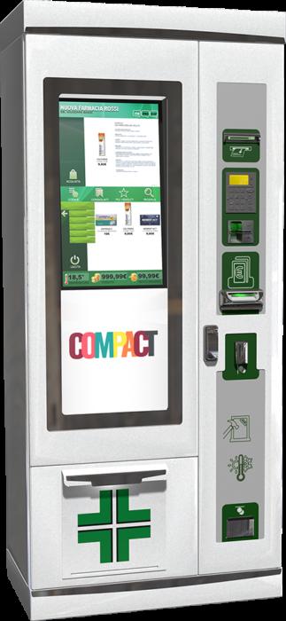 Distributore automatico compact